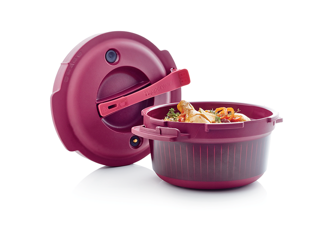 Hypermoderne Tupperware -MicroWave Fast Cooker CT-28